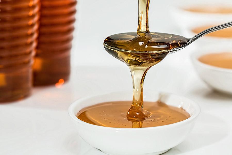 Heimischer Honig aus Amberg