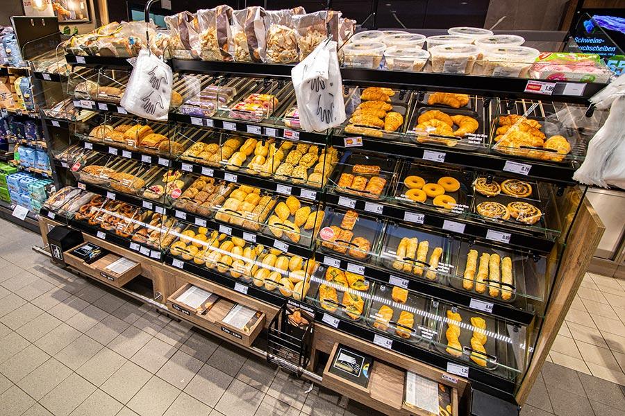 Brot und Brötchen vom Backshop im EDEKA Wiesmeth
