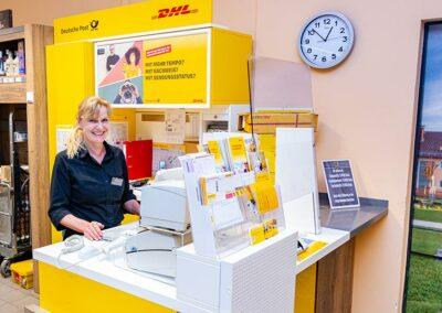 DHL und Deutsch Post Station in Ursensollen