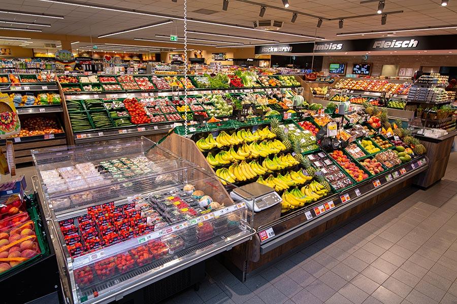 Frisches Obst und Gemüse von EDEKA Wiesmeth